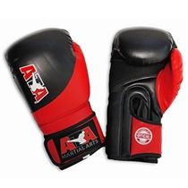 Official ATA Boxing Gloves P/U Black/Red