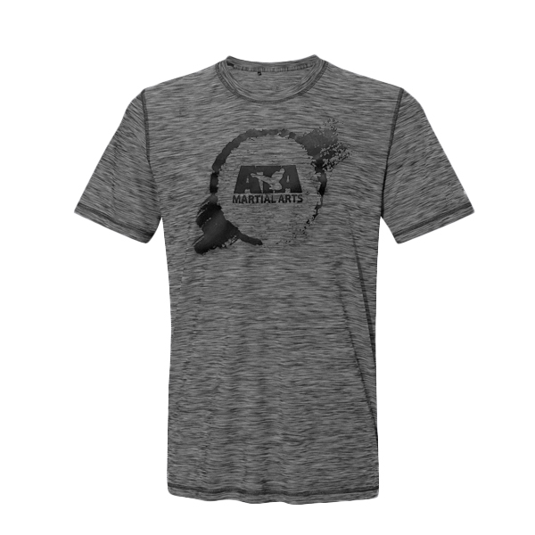 ATA MA Tech Shirt Blk/Gray